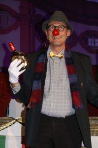 """Marianus Schramm als """"Franz Branntwein"""""""