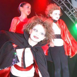 """Der """"Tanz der Vamipire"""" von den Bambinis"""