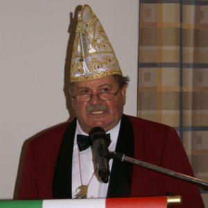 1.Vorsitzender Erhard Hippacher kann stolz auf die Entwicklung des MCC in den vergangenen Jahrzehnten zurück blicken