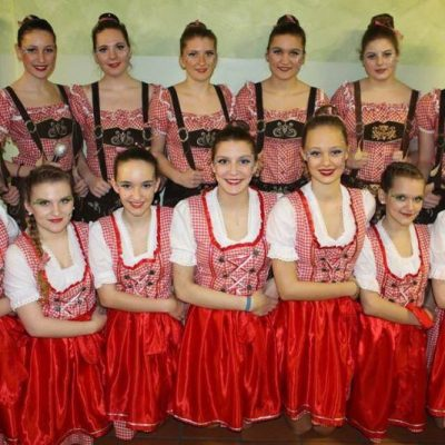 Faschingssession 2014/2015 Showtanz