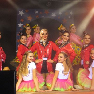 Faschingssession 2015/2016 Showtanz