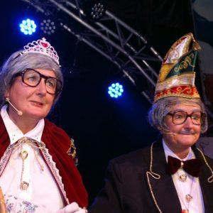 Claudia Gunzelmann und Gerda Hoffmann sind als Dorfraatsch´n seit Jahren für den MCC aktiv