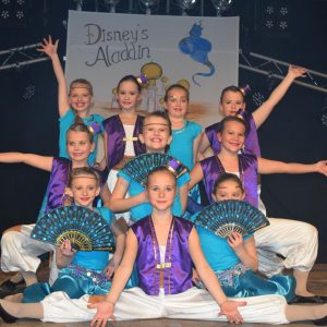 """Die Bambinis präsentieren """"Disneys Aladdin"""""""