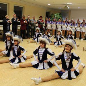 Tanz der Kindergarde