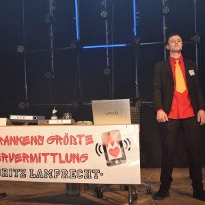 Moritz Lamprecht und das Geschäft mit der Partnervermittlung
