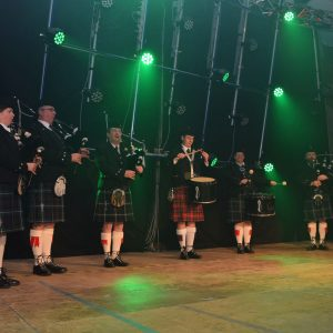 Die Glen Regnitz Pipe Band